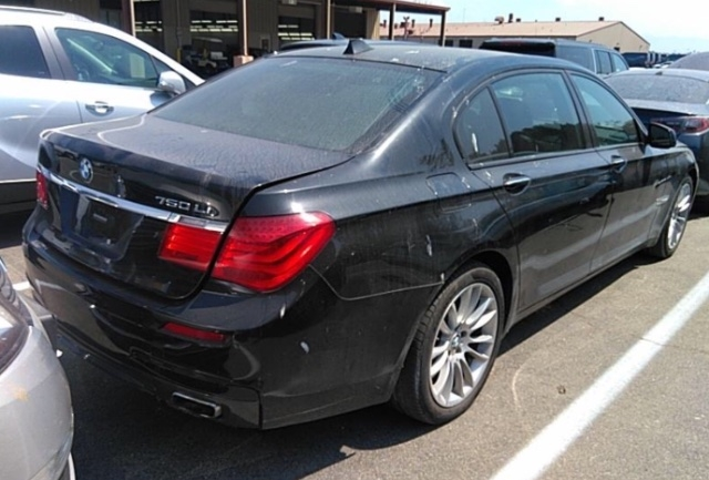 BMW 7 Series 2011 price $12,750