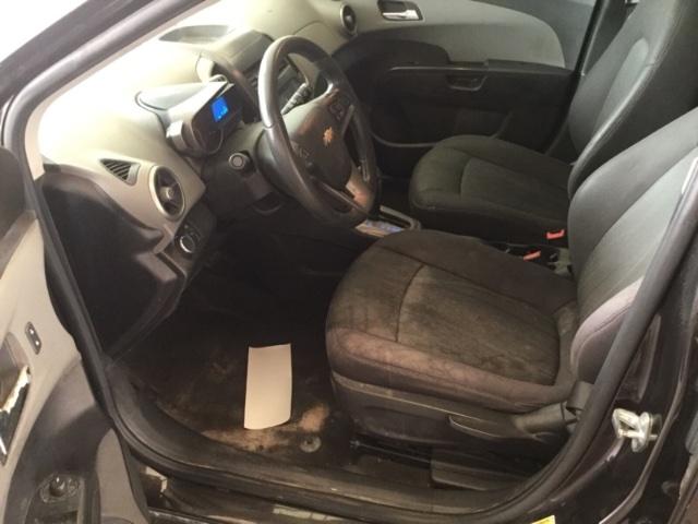 Chevrolet Sonic 2015 price $5,250