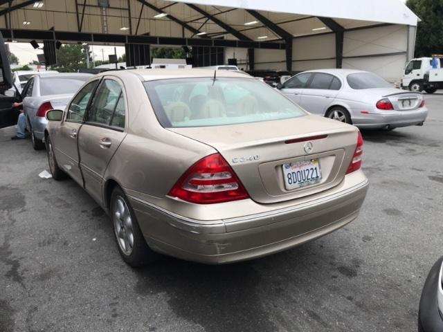 Mercedes-Benz C-Class 2002 price $3,250
