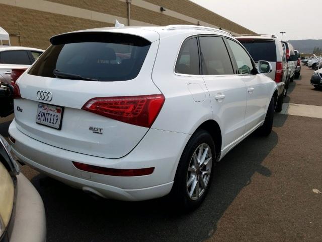 Audi Q5 2011 price $8,350
