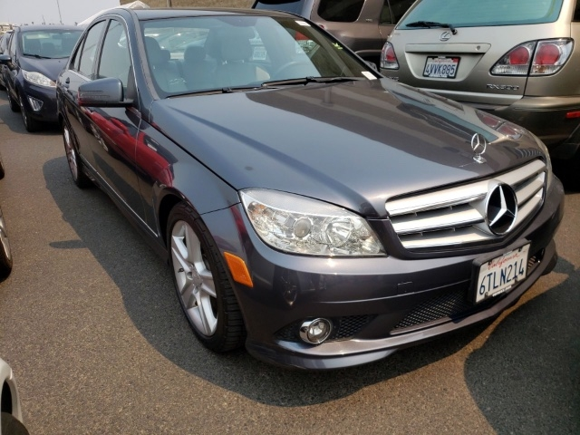 Mercedes-Benz C-Class 2010 price $7,600