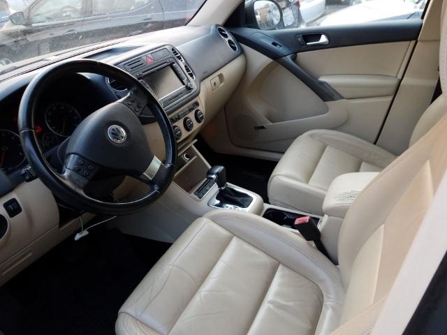 Volkswagen Tiguan 2009 price $5,350