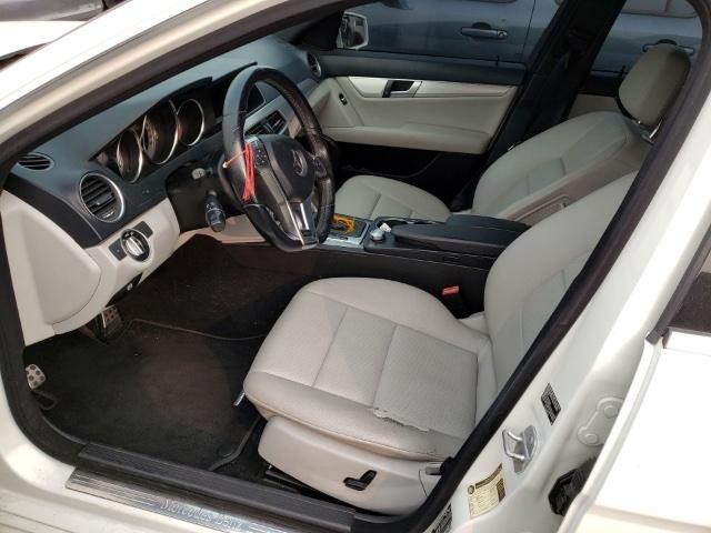 Mercedes-Benz C-Class 2012 price $9,650