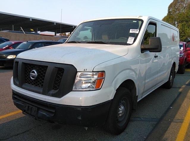 Nissan NV Cargo 2016 price $9,450