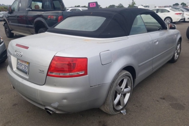 Audi A4 2007 price $3,550