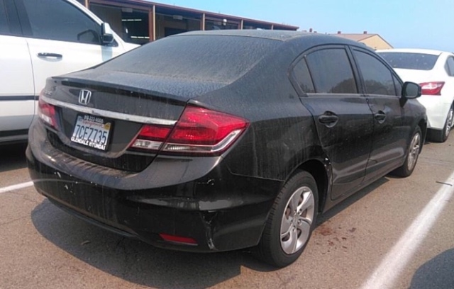 Honda Civic 2013 price $8,350