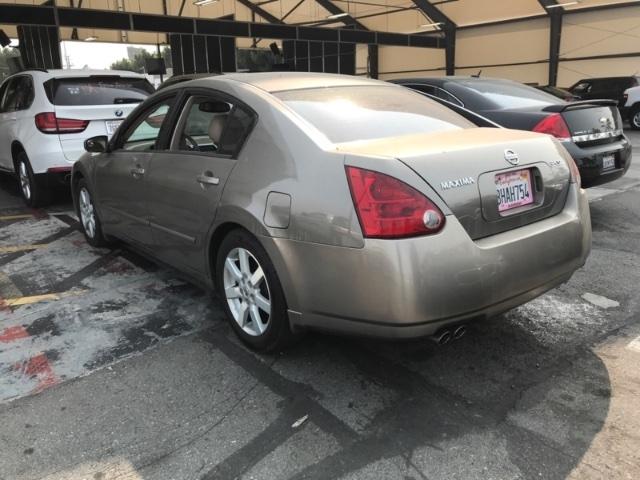 Nissan Maxima 2005 price $4,000