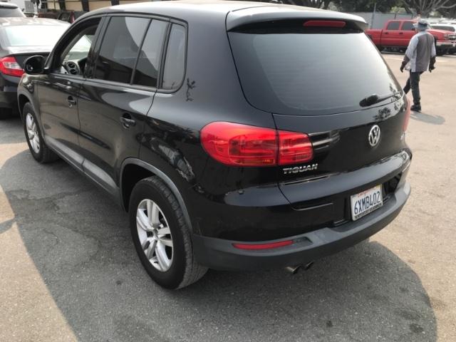 Volkswagen Tiguan 2013 price $8,150