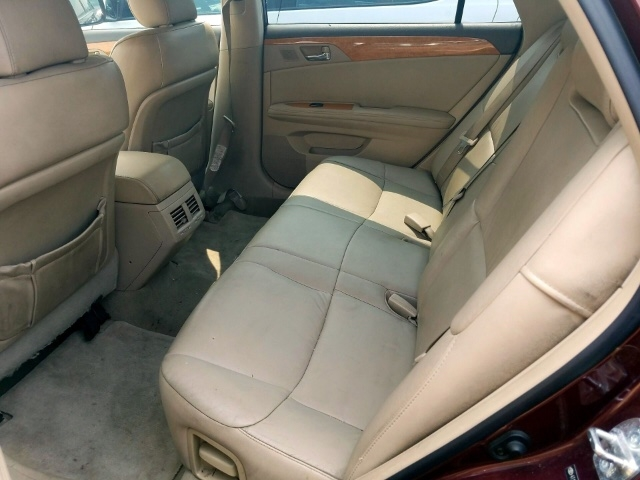 Toyota Avalon 2006 price $4,750