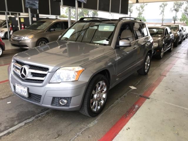 Mercedes-Benz GLK 2012 price $7,550