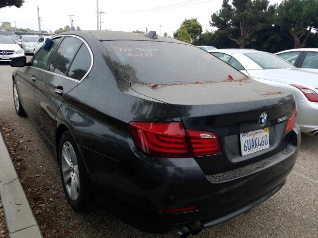 BMW 5 Series 2012 price $8,650
