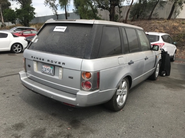Land Rover Range Rover 2003 price $2,450