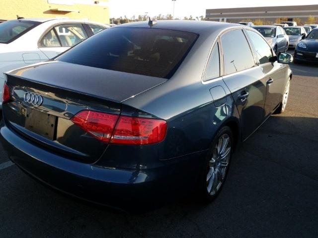 Audi A4 2011 price $6,500