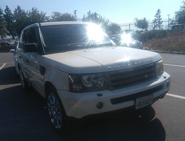 Land Rover Range Rover Sport 2008 price $7,650