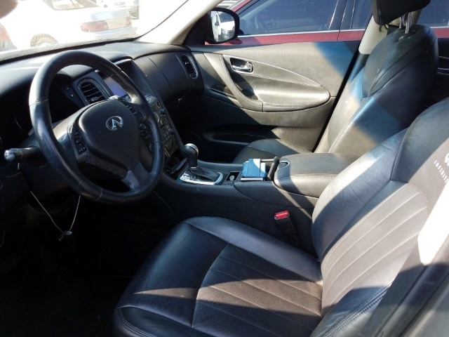 INFINITI EX35 2010 price $8,950