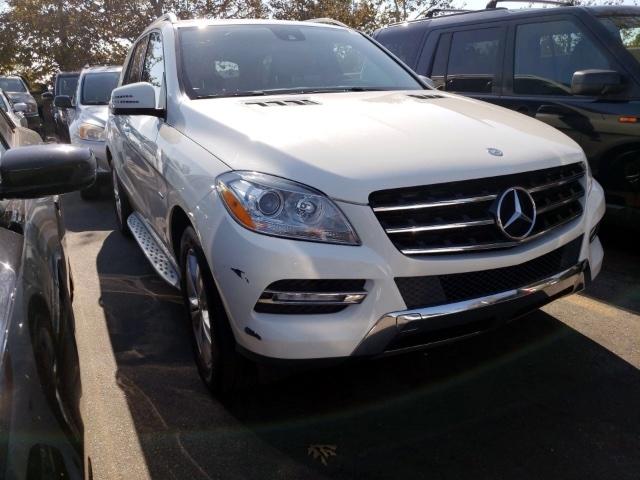 Mercedes-Benz M-Class 2012 price $15,450