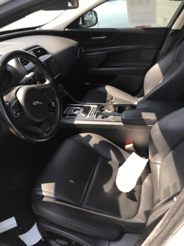 Jaguar XE 2017 price $18,750
