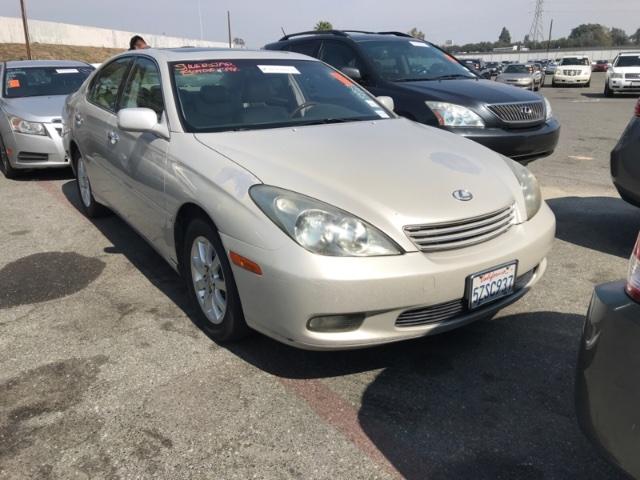 Lexus ES 300 2002 price $3,650
