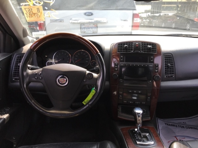 Cadillac CTS 2007 price $4,250