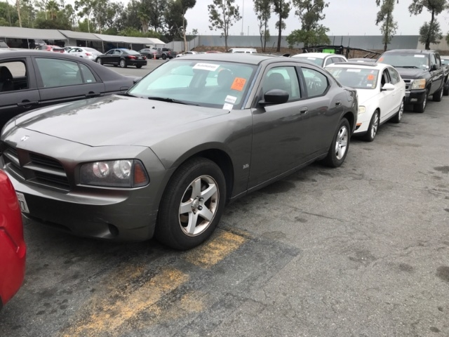 Dodge Charger 2008 price $4,750
