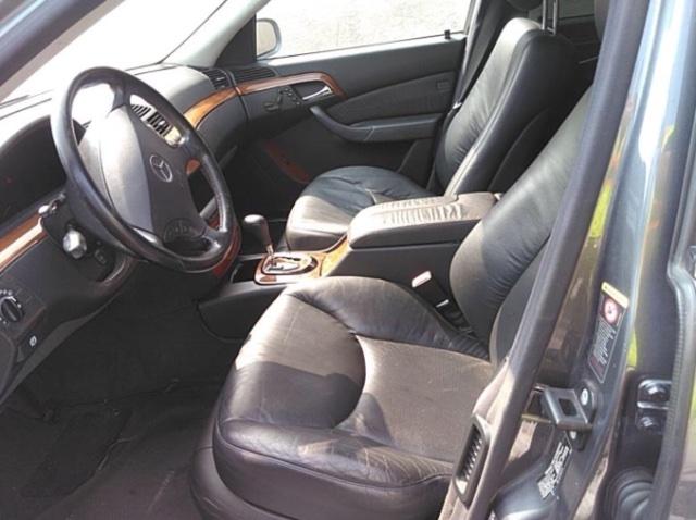 Mercedes-Benz S-Class 2006 price $4,350
