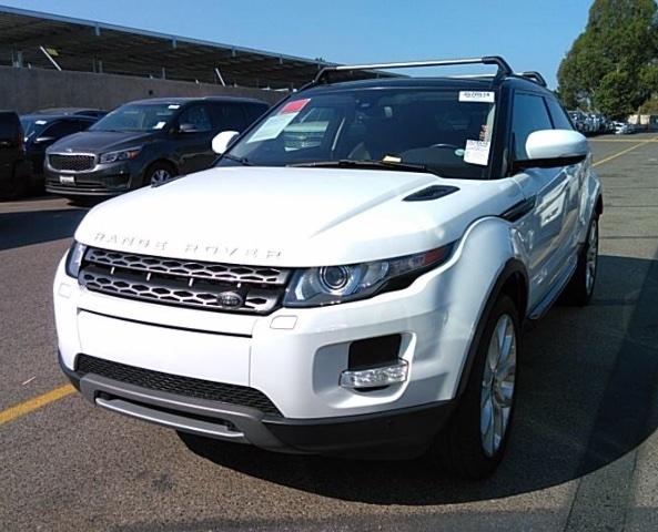 Land Rover Range Rover Evoque Coupe 2013 price $14,450