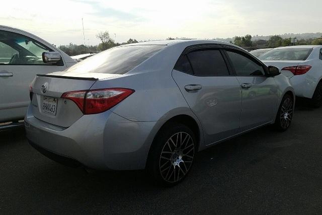 Toyota Corolla 2016 price $10,250