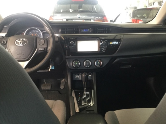 Toyota Corolla 2016 price $8,350