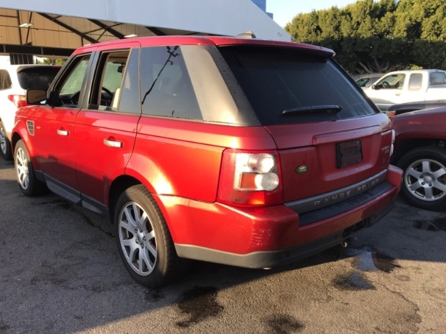 Land Rover Range Rover Sport 2006 price $5,350