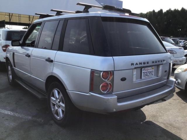 Land Rover Range Rover 2003 price $4,650