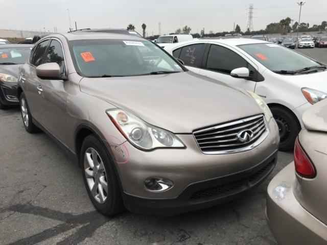 INFINITI EX35 2010 price $6,650