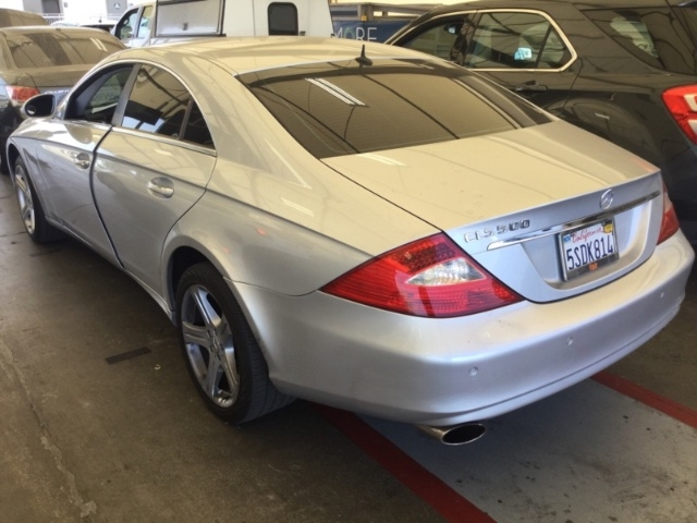 Mercedes-Benz CLS 2006 price $6,150