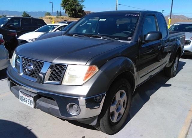 Nissan Frontier 2007 price $5,050