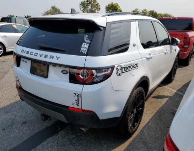 Land Rover Discovery Sport 2016 price $20,550