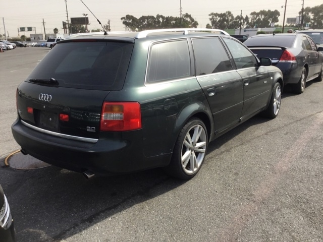 Audi A6 2002 price $1,950