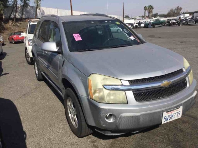 Chevrolet Equinox 2006 price $3,750