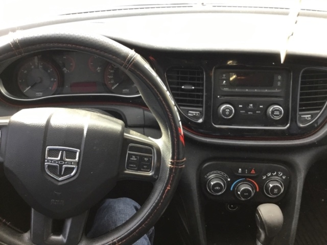 Dodge Dart 2015 price $6,150