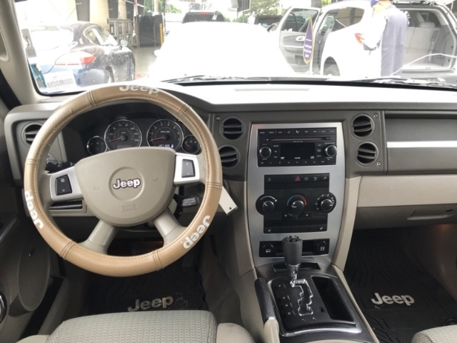 Jeep Commander 2009 price $4,650
