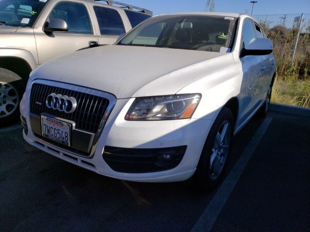 Audi Q5 2012 price $10,250