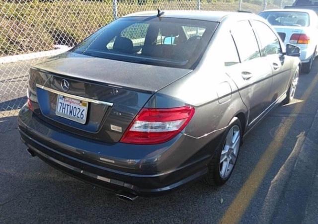 Mercedes-Benz C-Class 2011 price $6,650