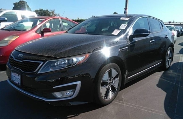 Kia Optima Hybrid 2012 price $6,450