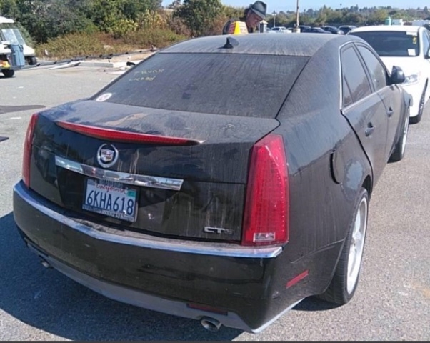 Cadillac CTS 2009 price $5,050