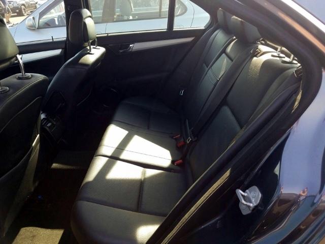 Mercedes-Benz C-Class 2008 price $7,050