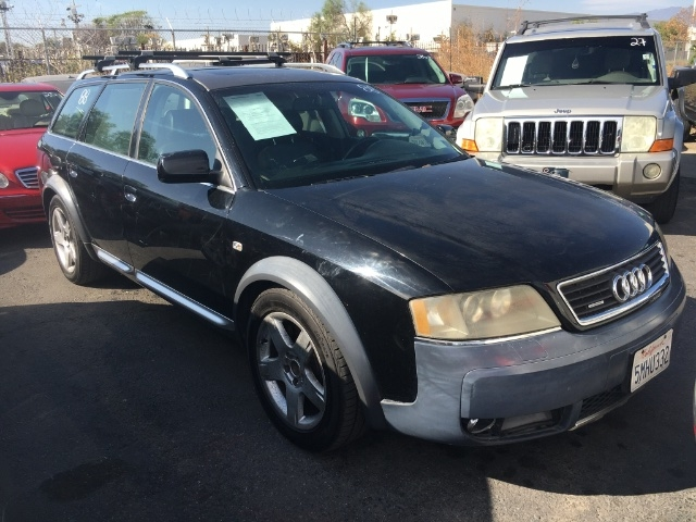Audi Allroad 2005 price $3,150