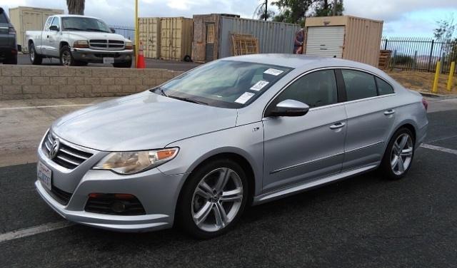 Volkswagen CC 2012 price $6,450