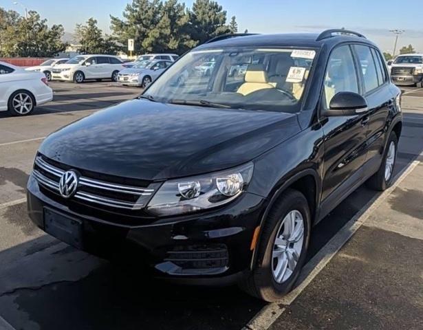 Volkswagen Tiguan 2017 price $11,550