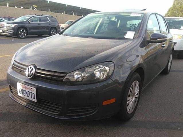 Volkswagen Golf 2010 price $5,850