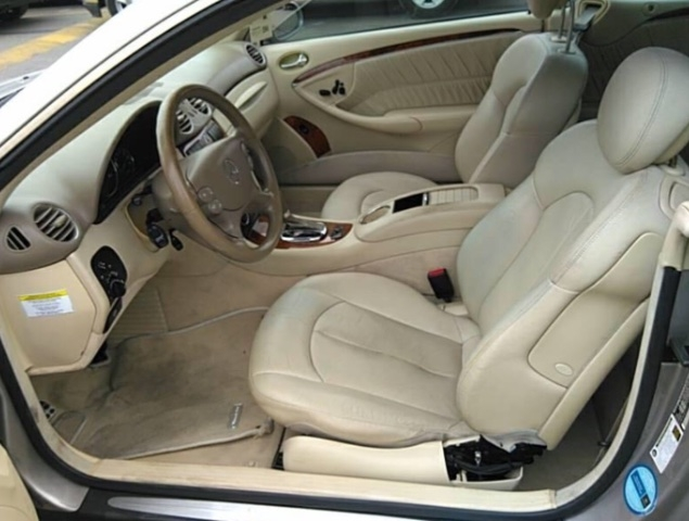 Mercedes-Benz CLK 2007 price $5,950