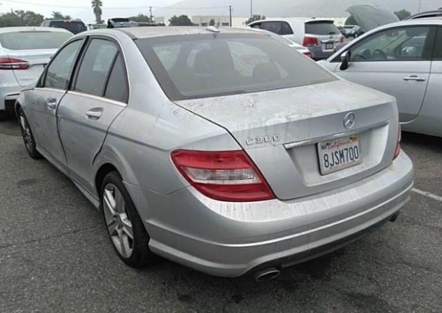 Mercedes-Benz C-Class 2010 price $8,850