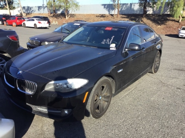 BMW 5 Series 2013 price $9,050
